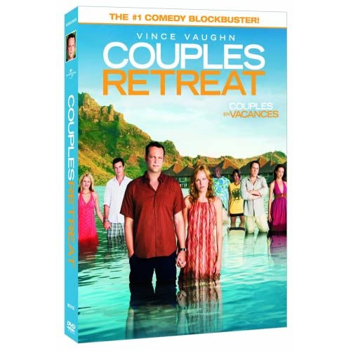 Couples Retreat On DVD with Vince Vaughn Comedy
