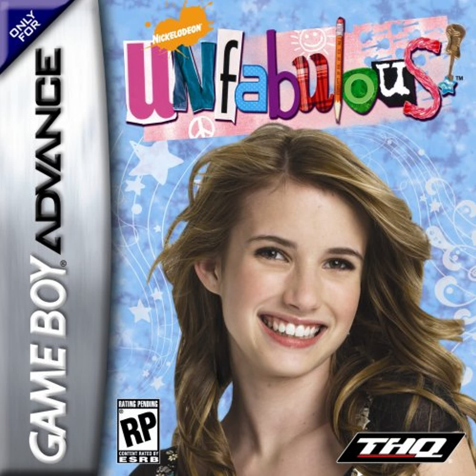 Unfabulous For GBA Gameboy Advance