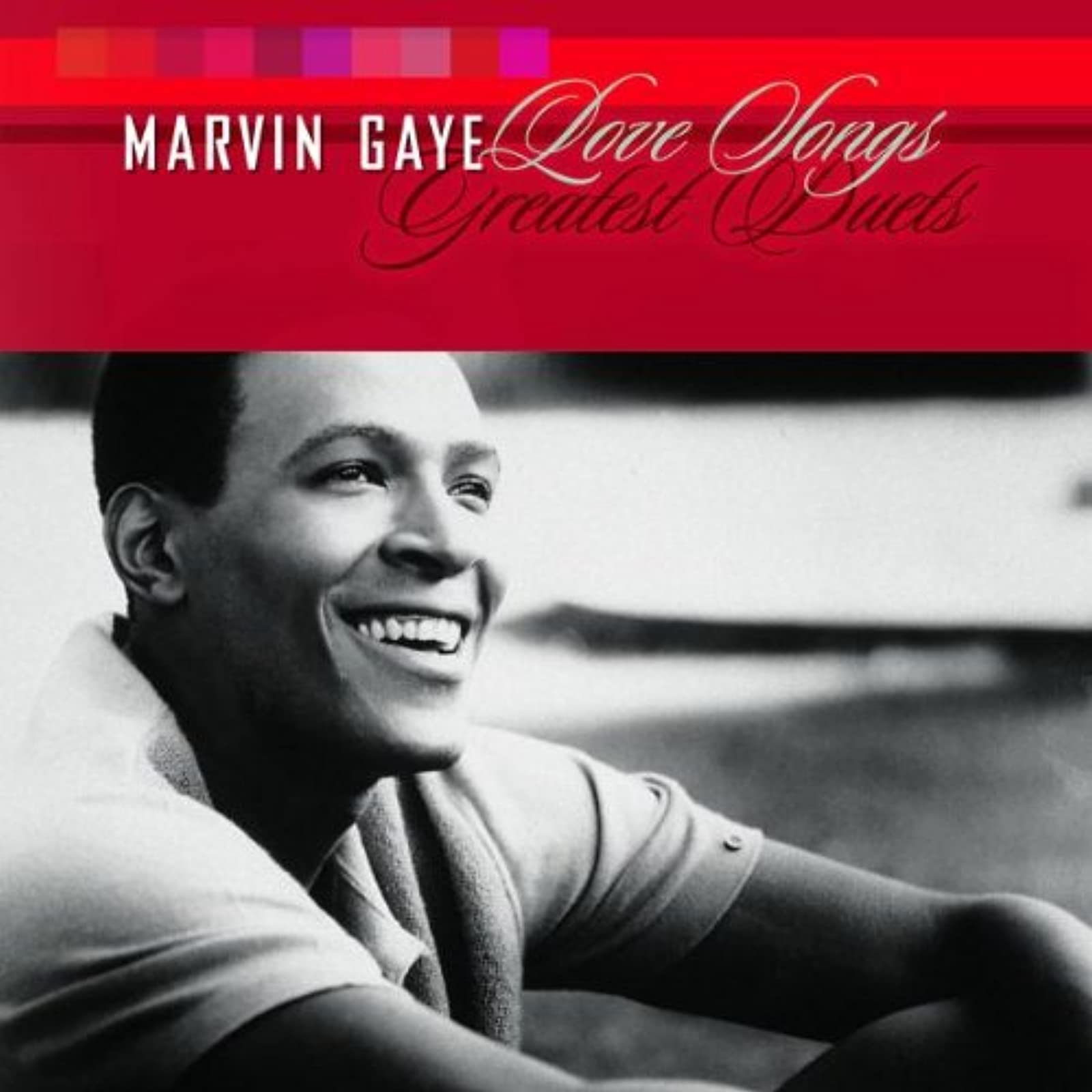 Greatest Duets: A Love Songs Collection By Marvin Gaye On Audio CD