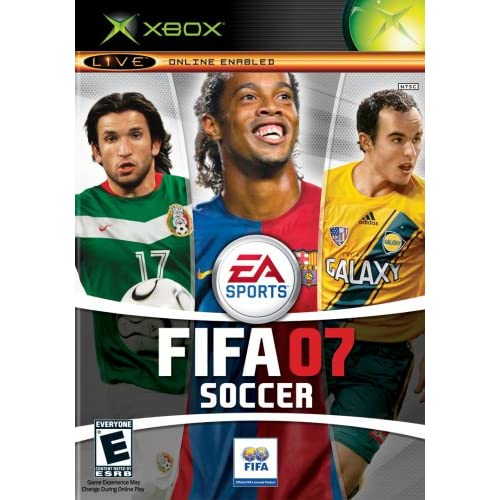 FIFA Soccer 07 Xbox For Xbox Original