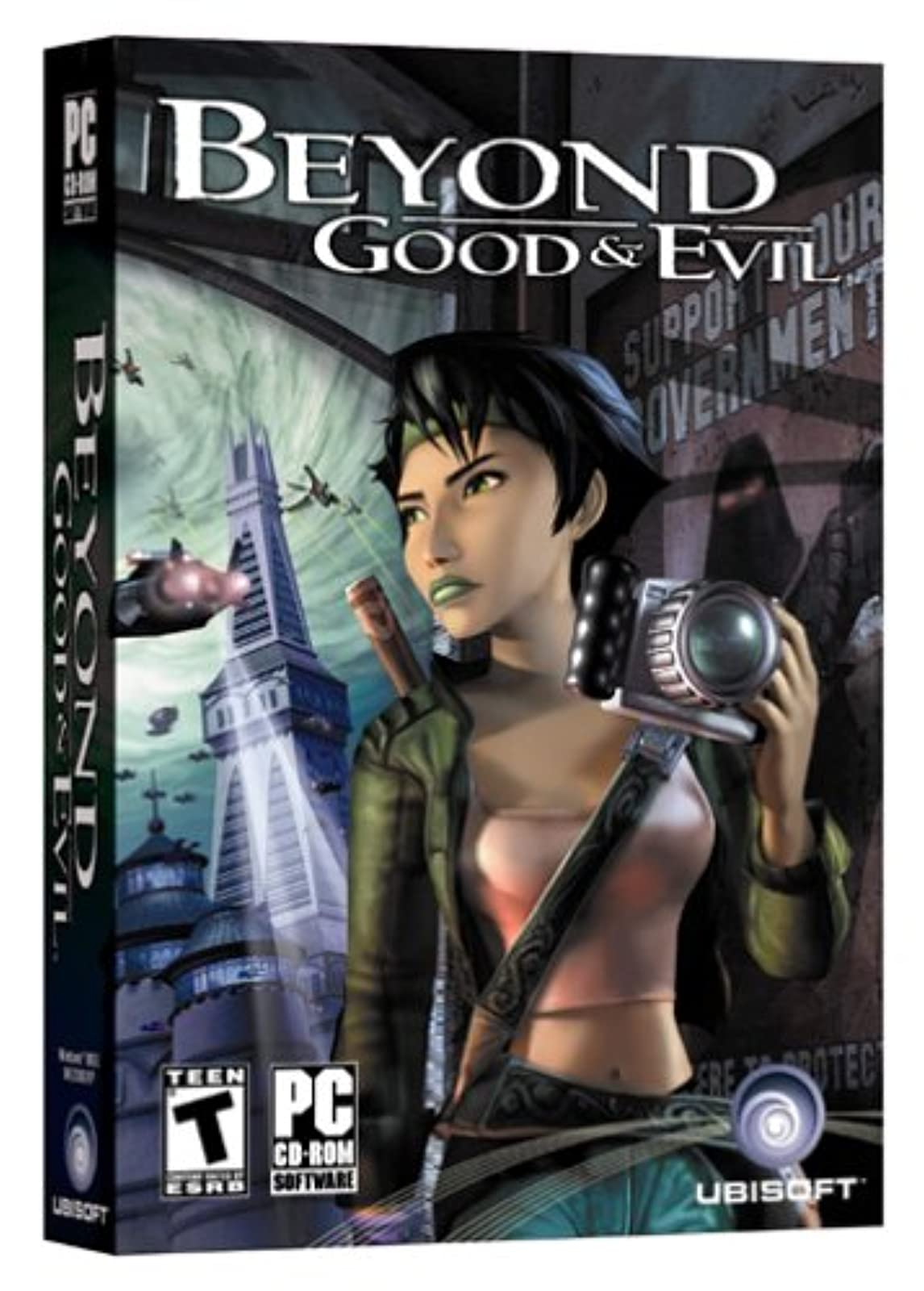 Beyond Good And Evil Software