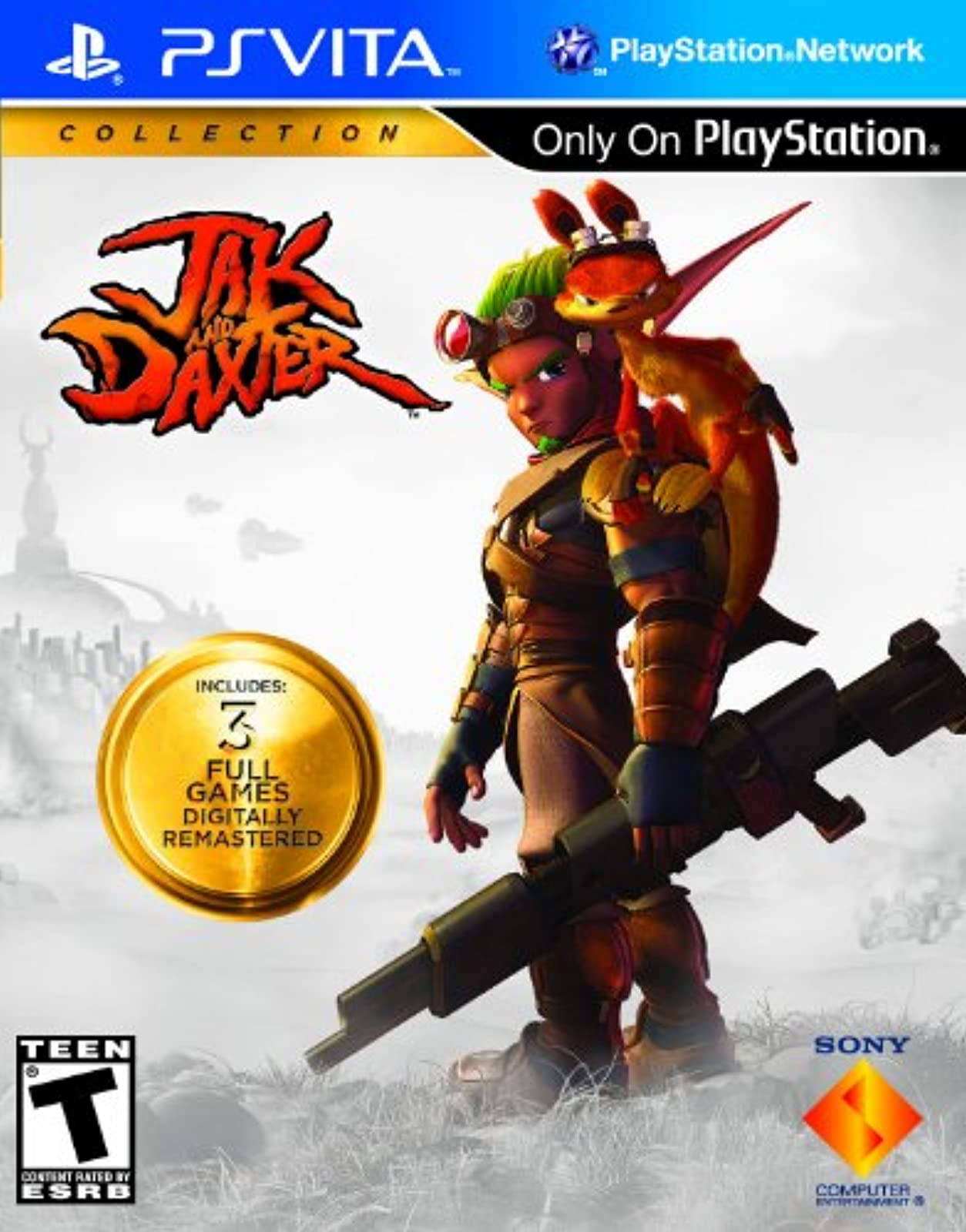 Jak And Daxter Collection PlayStation Vita For Ps Vita