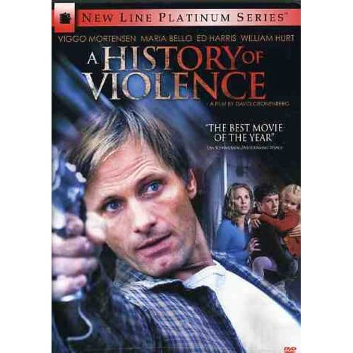 A History Of Violence New Line Platinum Series DVD On DVD With Viggo