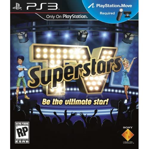 Image 0 of TV Superstars For PlayStation 3 PS3 Action