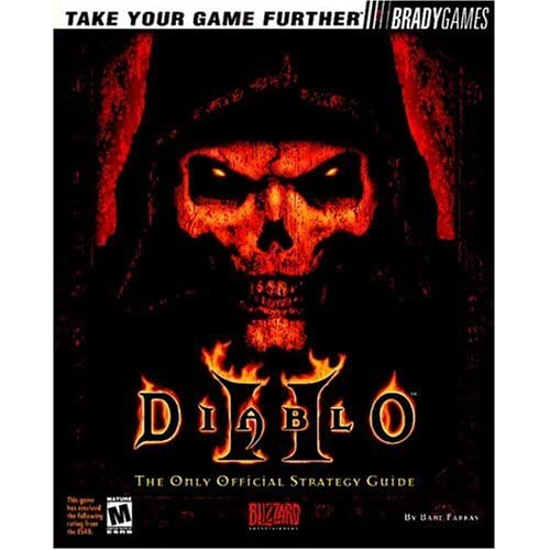 Diablo II Official Strategy Guide Bradygames Strategy Guides