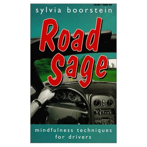 Image 0 of Road Sage By Sylvia Boorstein On Audio Cassette