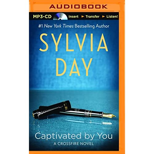 Captivated By You Crossfire By Day Sylvia Redfield Jill Reader York