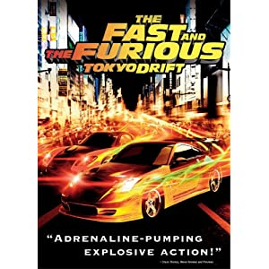 Image 0 of The Fast And The Furious: Tokyo Drift Widescreen Edition On DVD