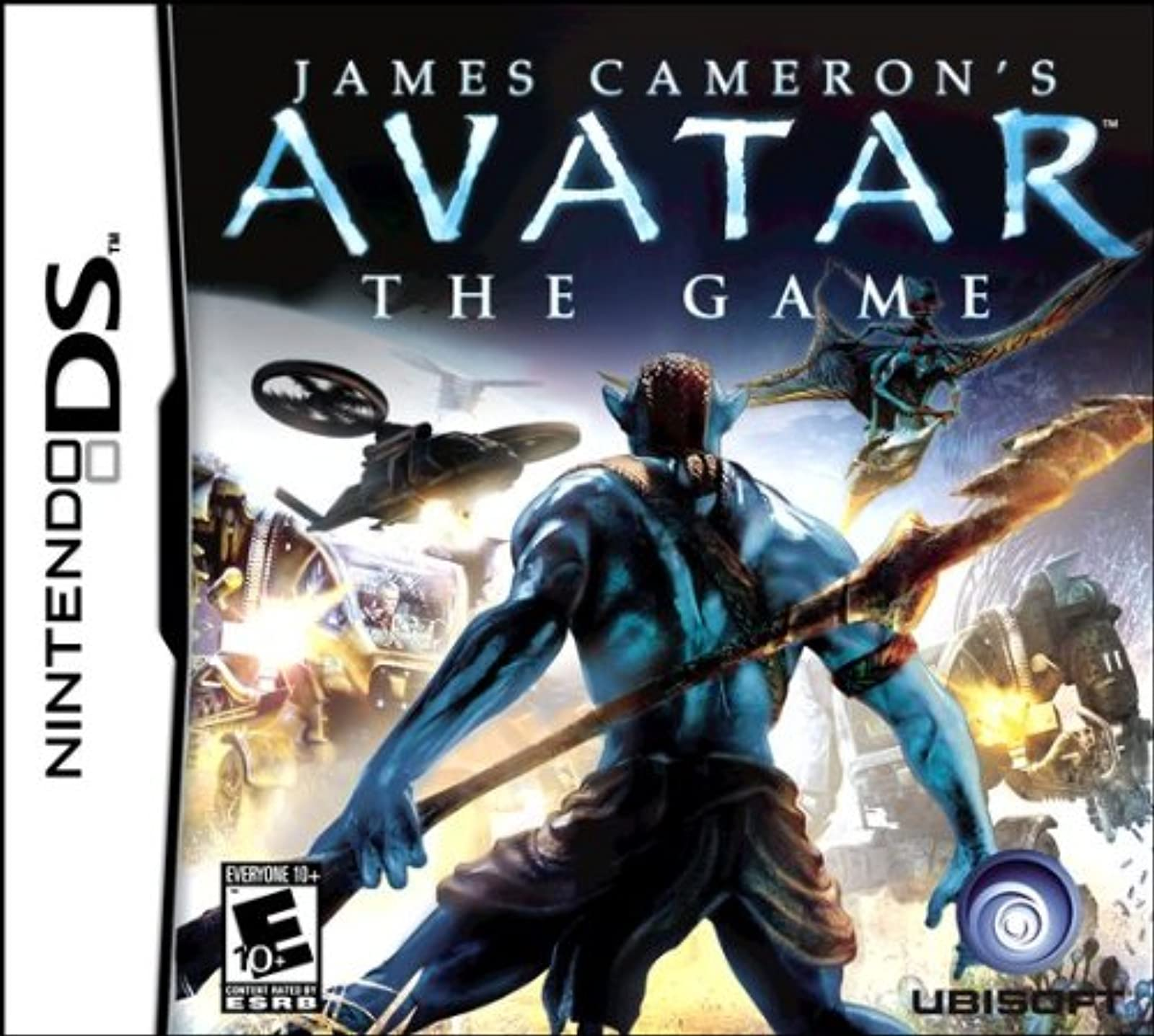 Avatar: The Game For Nintendo DS DSi 3DS 2DS