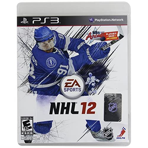 Image 0 of NHL 12 Game For PlayStation 3 PS3 Hockey
