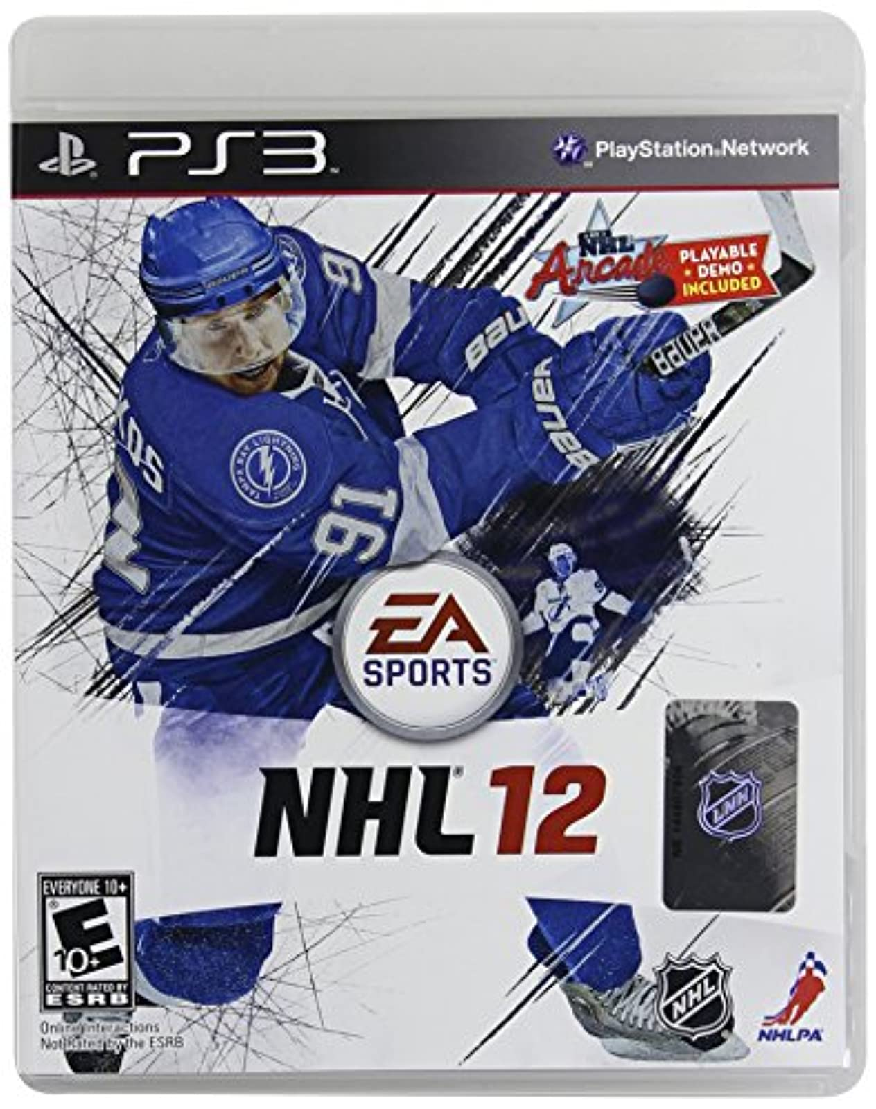 NHL 12 Game For PlayStation 3 PS3 Hockey