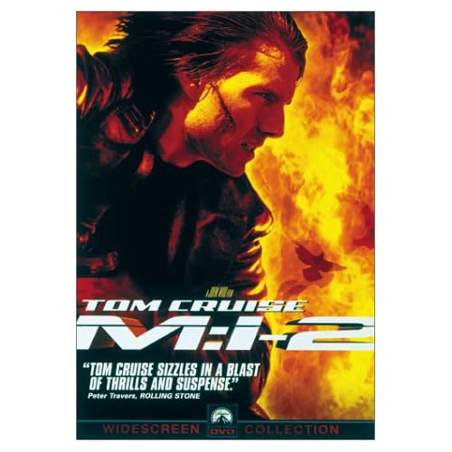 Image 0 of Mission: Impossible 2 Widescreen Edition On DVD With Tom Cruise