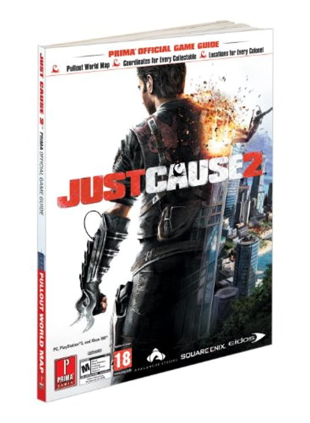 Just Cause 2: Prima Official Game Guide Prima Official Game Guides Strategy Guid