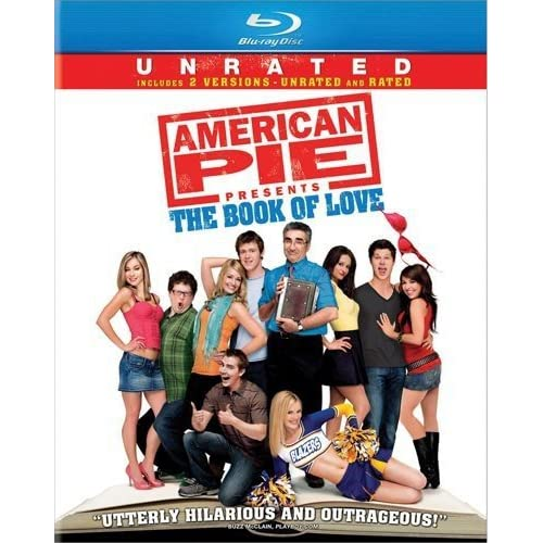 American Pie Presents: The Book Of Love Blu-Ray On Blu-Ray With Eugene Levy Come