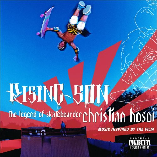 Image 0 of Rising Son: The Legend Of Skateboarder Christian Hosoi On Audio CD