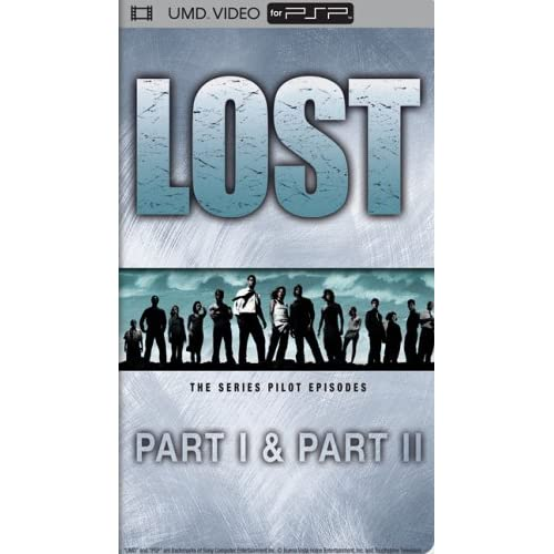 Lost The Series Pilot Episodes Part I And Part II UMD For PSP