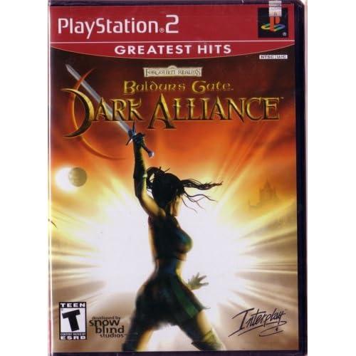 Baldur's Gate: Dark Alliance For PlayStation 2 PS2