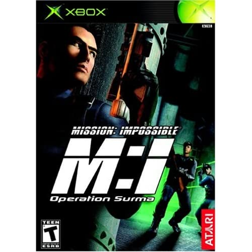 Mission Impossible: Operation Surma Xbox For Xbox Original