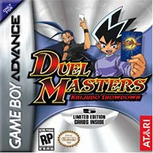 Duel Masters 2: Kaijudo Showdown For GBA Gameboy Advance Action