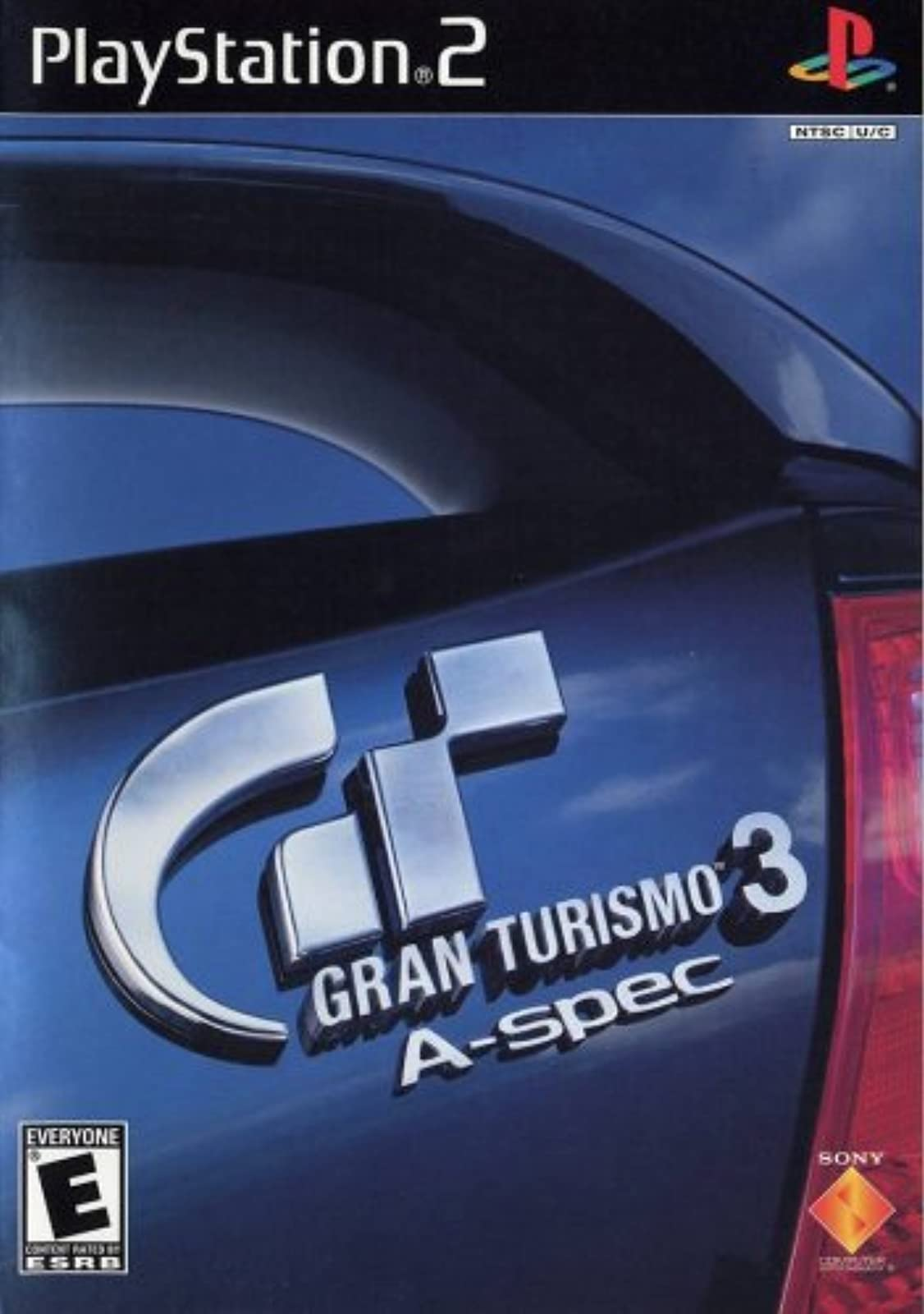 Gran Turismo 3 A-Spec For PlayStation 2 PS2 Racing