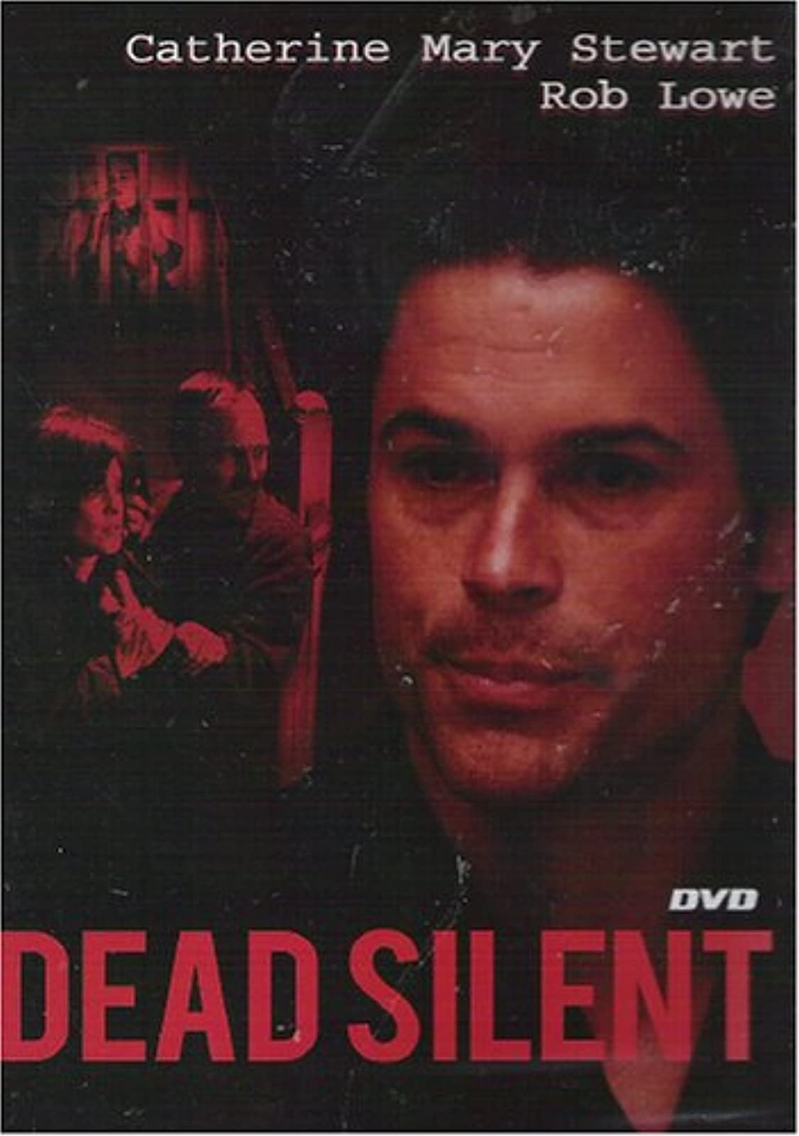Dead Silent On DVD with Rob Lowe Mystery