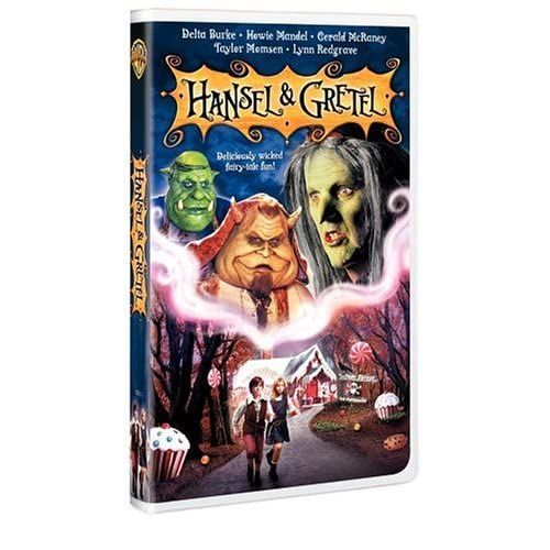 Image 0 of Hansel & Gretel On VHS With Lynn Redgrave