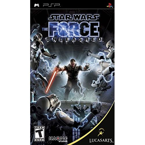 Image 0 of Star Wars: The Force Unleashed Sony For PSP UMD