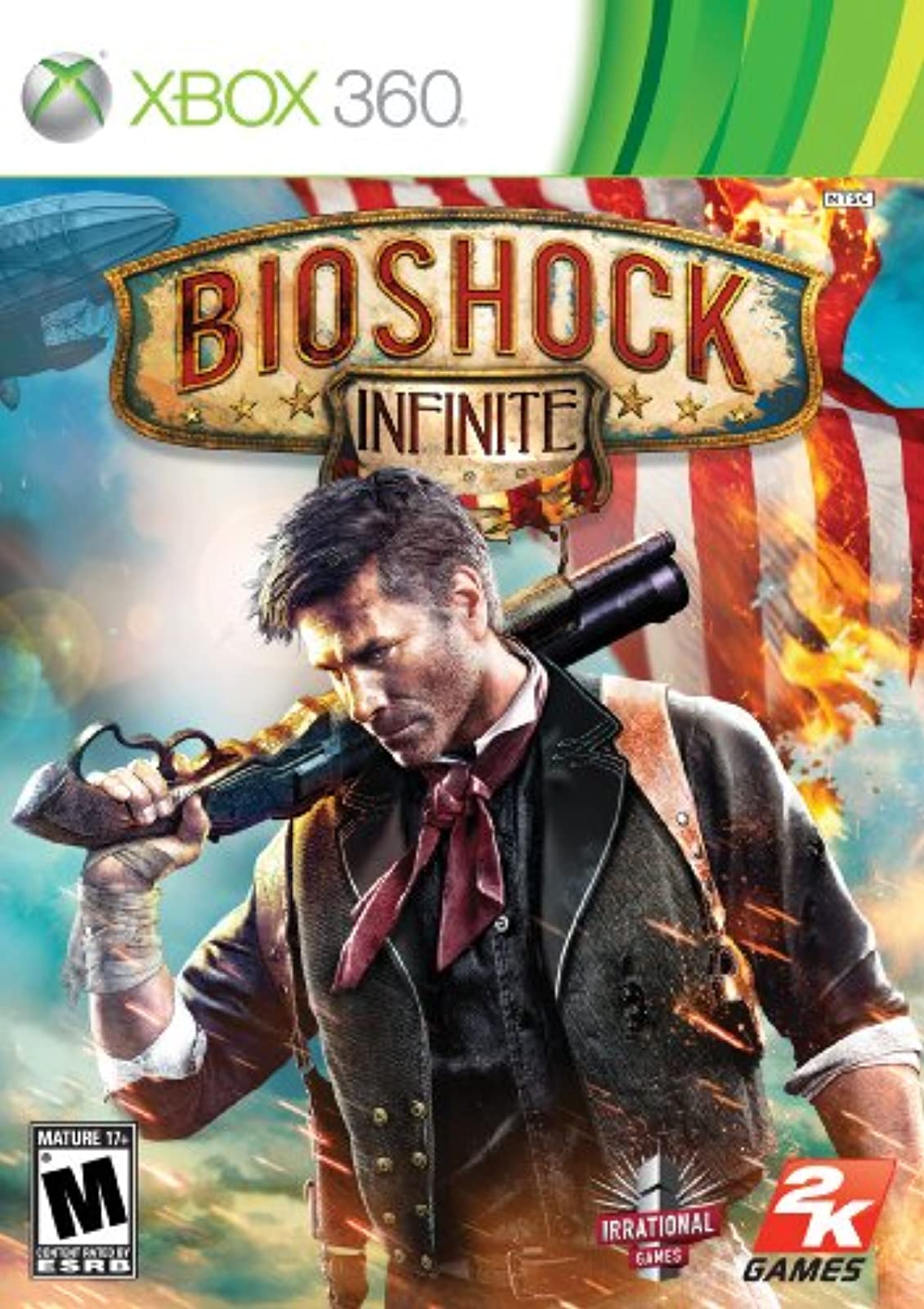 Bioshock Infinite For Xbox 360