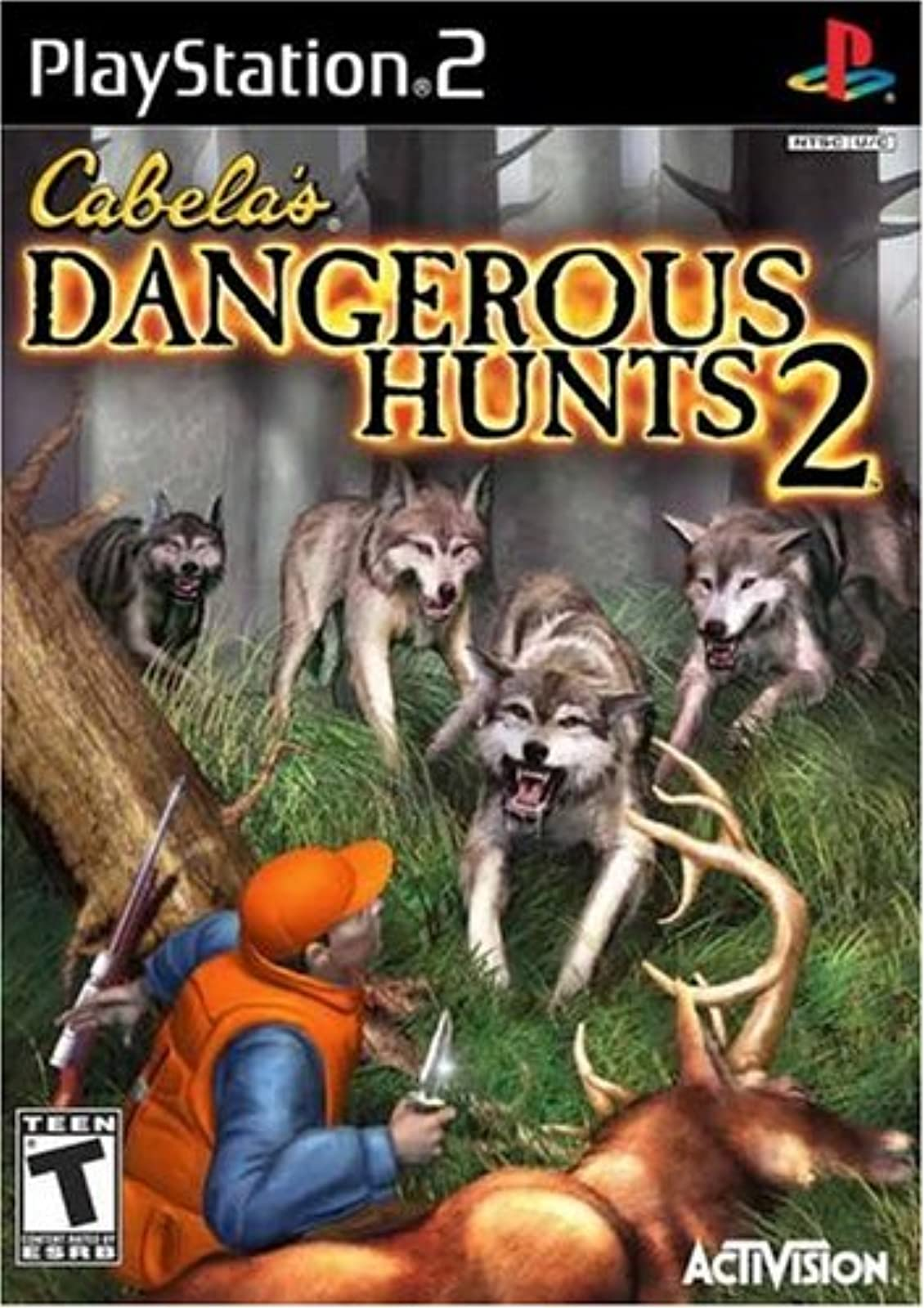 Cabela's Dangerous Hunts 2 For PlayStation 2 PS2