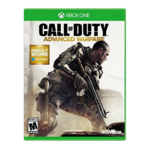 Call Of Duty: Advanced Warfare For Xbox One COD Shooter