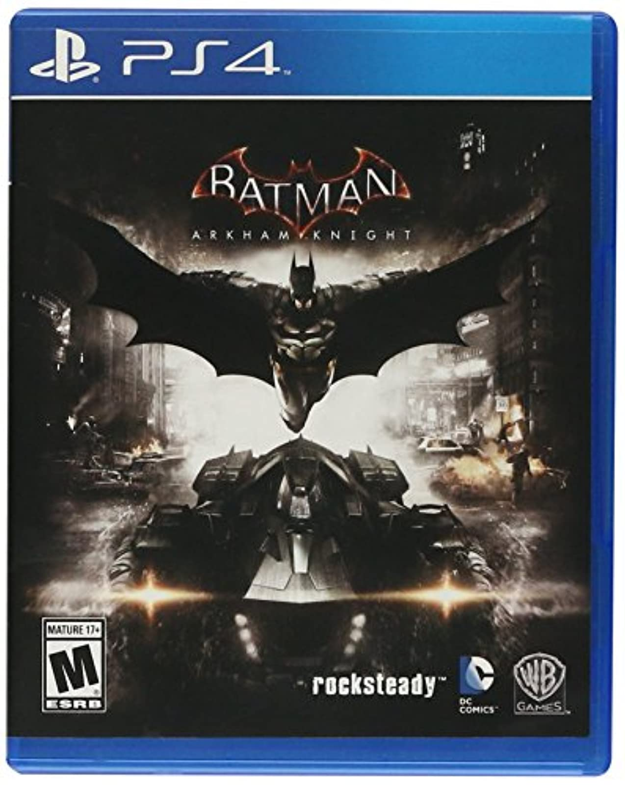 Batman: Arkham Knight For PlayStation 4 PS4 PS5