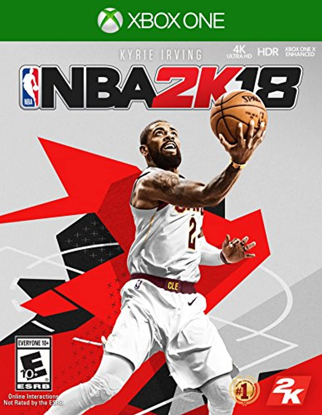 NBA 2K18 Early Tip-Off Edition For Xbox One Basketball