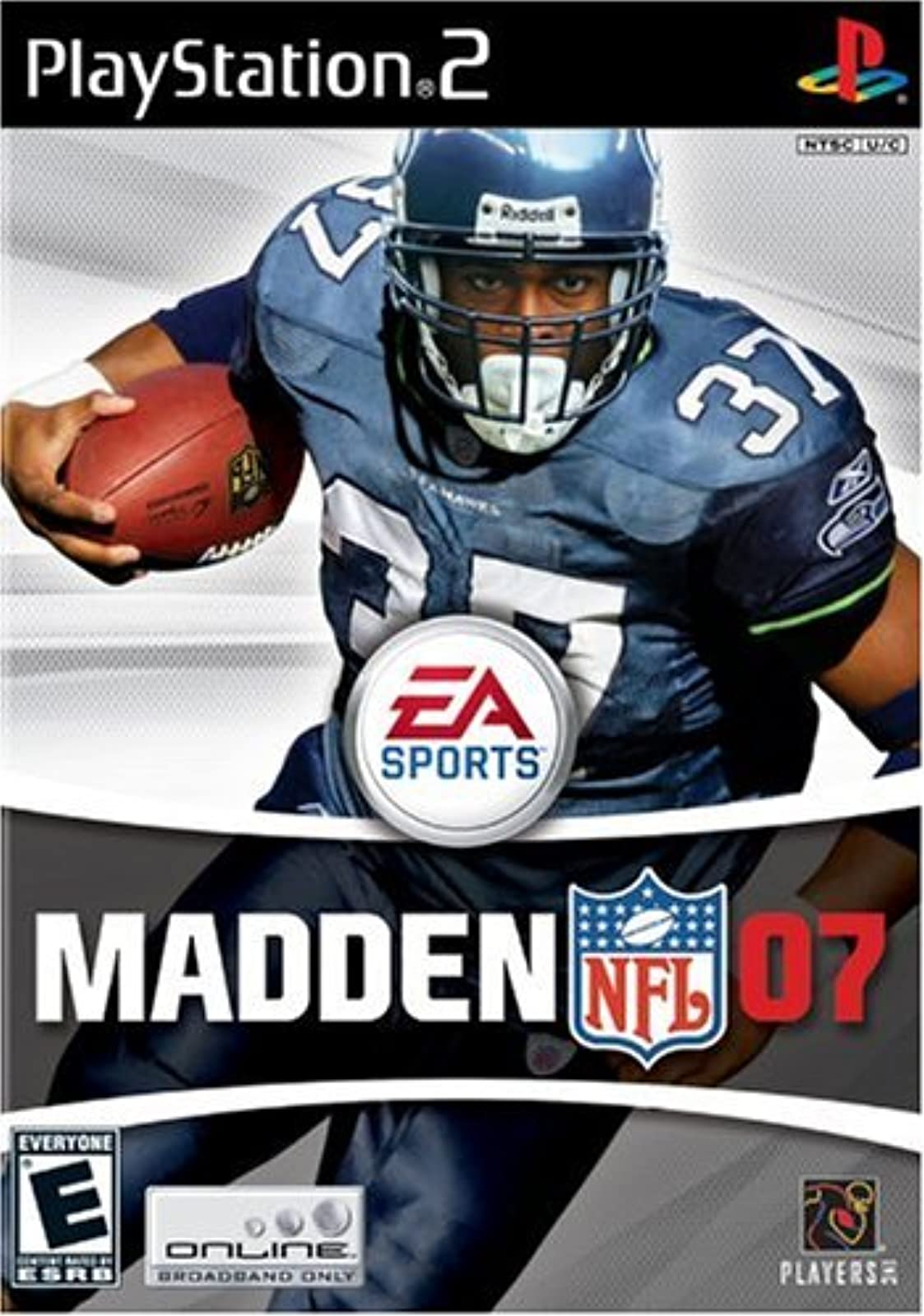 Madden NFL 07 For PlayStation 2 PS2 Football
