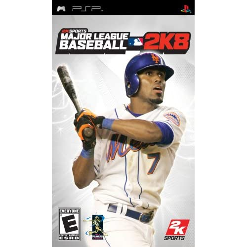 Major League Baseball 2K8 Sony For PSP UMD
