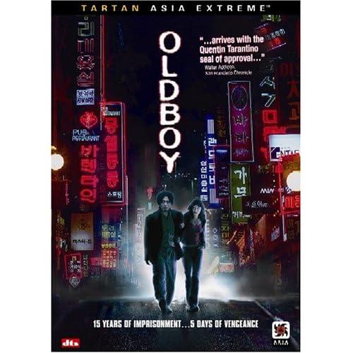 Oldboy Movie UMD For PSP