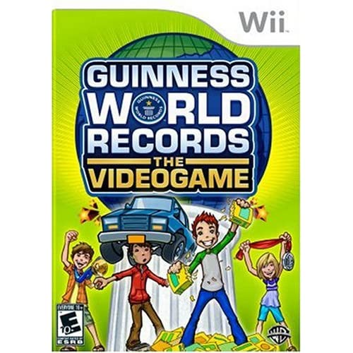 Guinness World Records: The Videogame For Wii  And Wii U