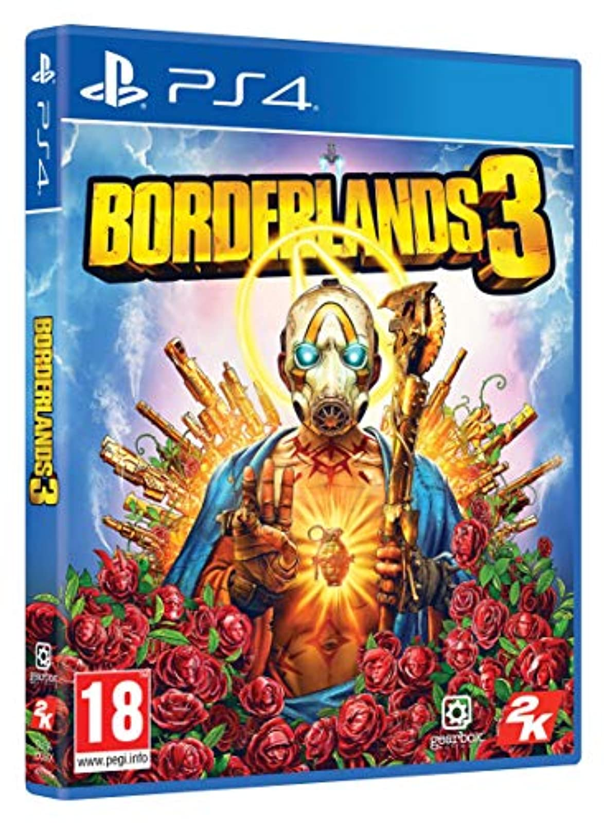 Borderlands 3 PS4 For PlayStation 4