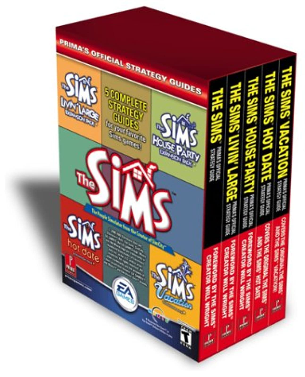 The Sims: 5 Complete Strategy Guides Prima's Official Strategy Guide