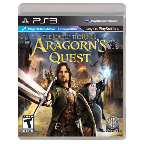 Lord Of The Rings: Aragorn's Quest For PlayStation 3 PS3