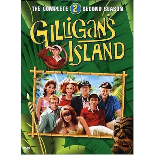 Gilligan's Island: Season 2 On DVD With Bob Denver
