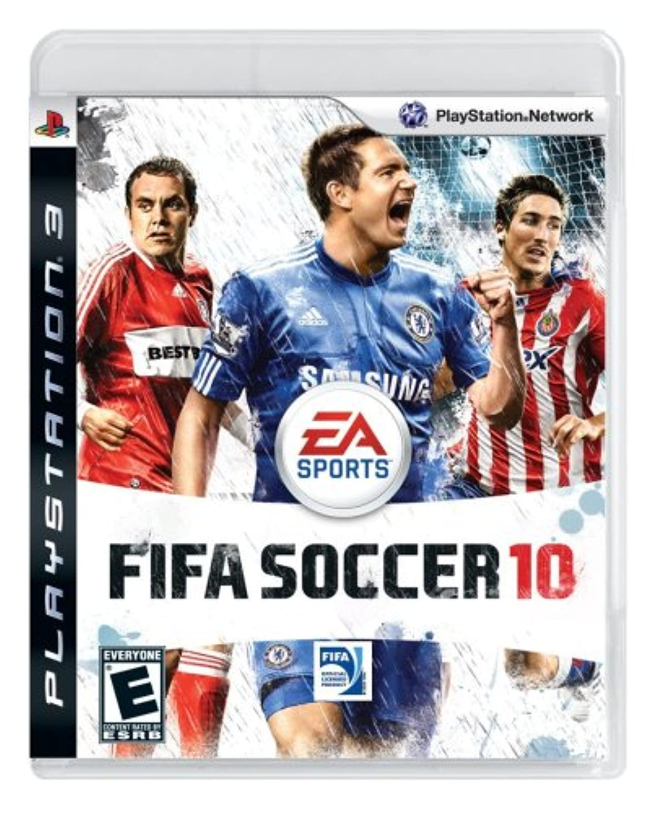 FIFA Soccer 10 For PlayStation 3 PS3
