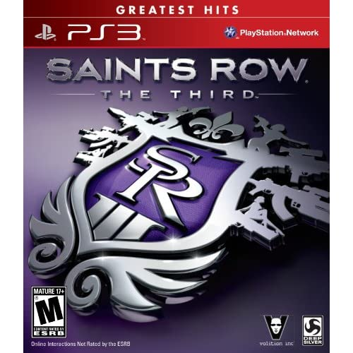 Saint's Row: The Third For PlayStation 3 PS3