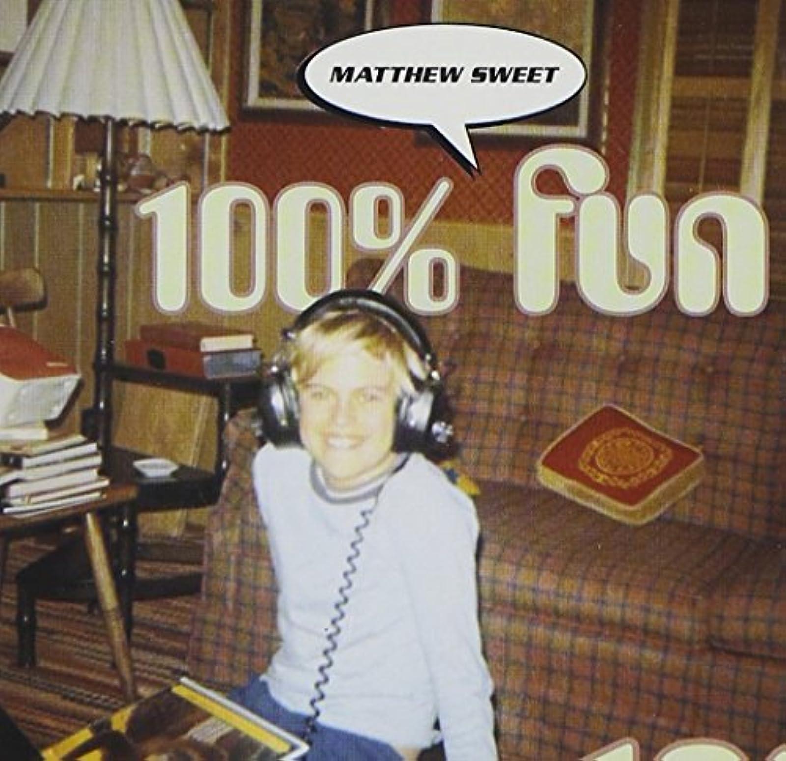 100% Fun By Matthew Sweet On Audio CD Album 2013