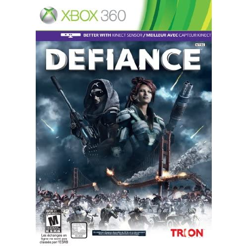 Defiance For Xbox 360 Shooter