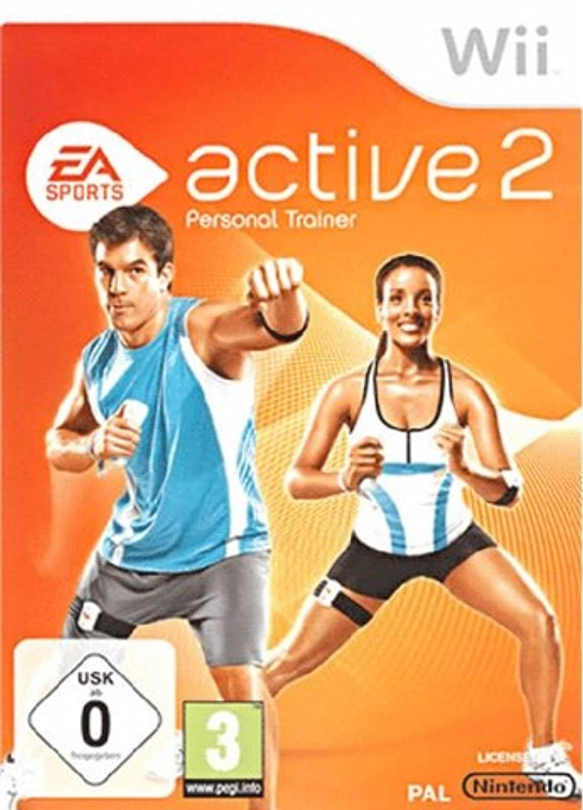 Active 2 Personal Trainer Game Only For Wii