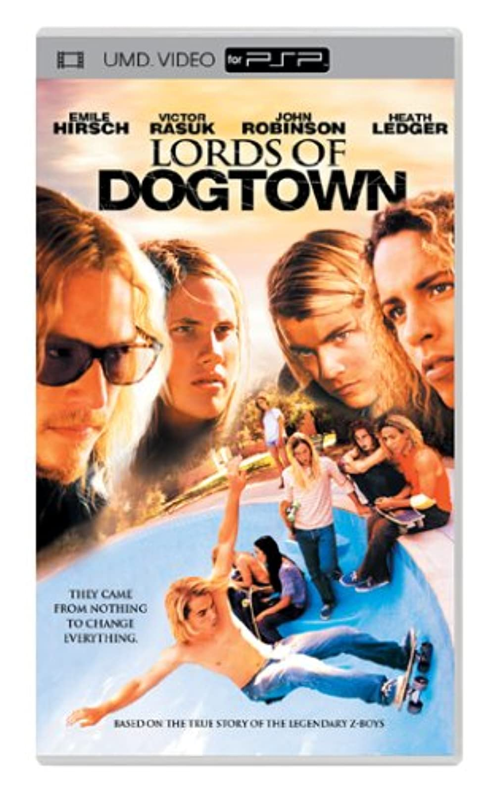 Lords Of Dogtown UMD For PSP Action