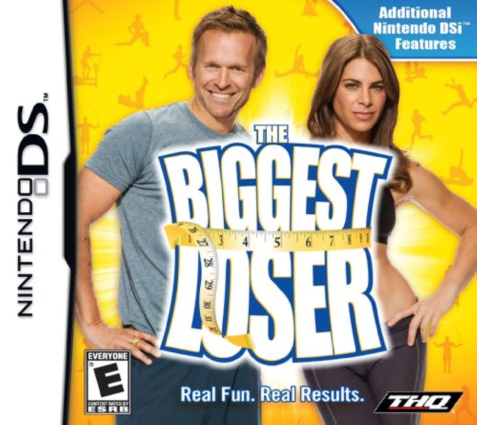 Biggest Loser For Nintendo DS DSi 3DS 2DS