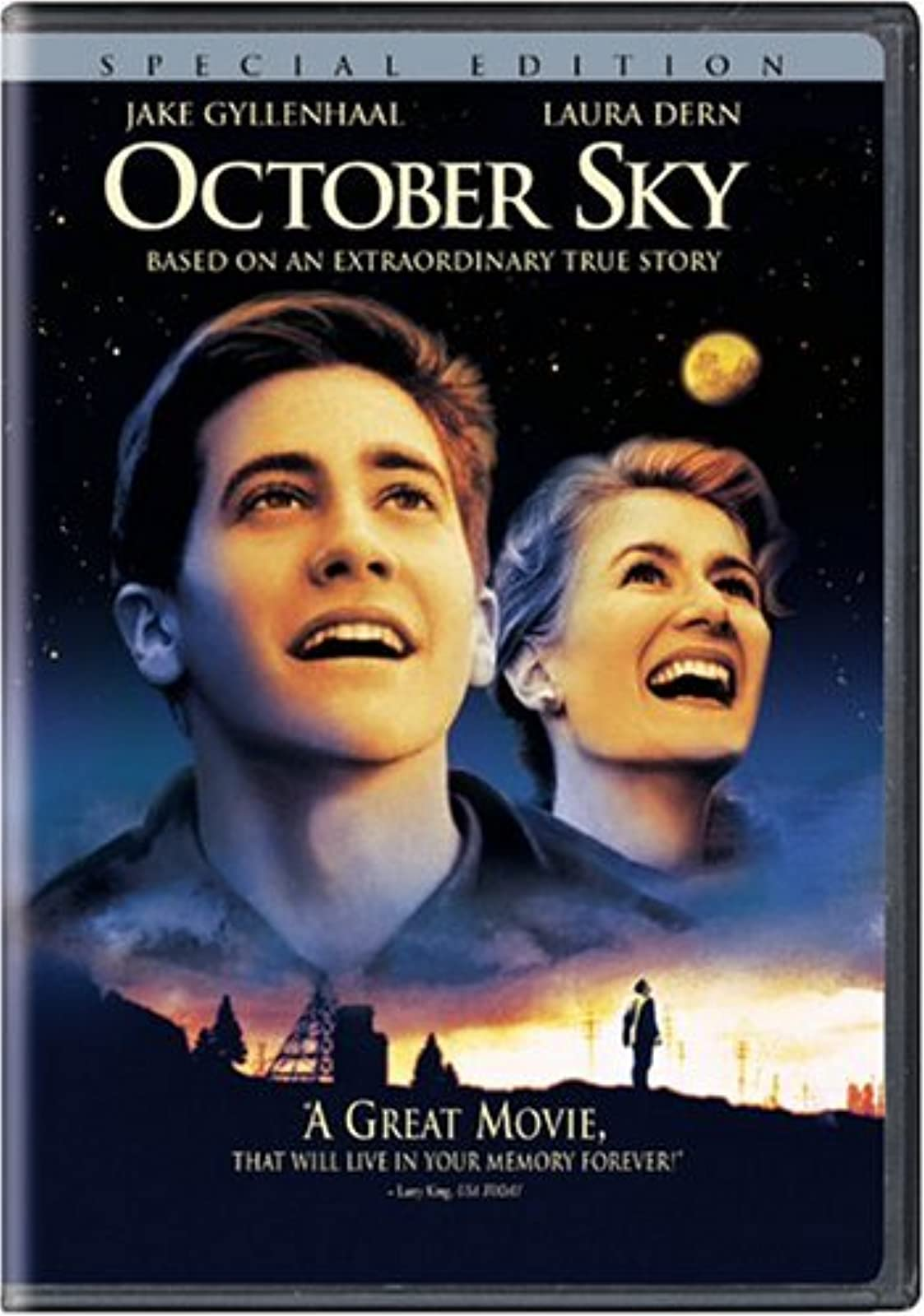 October Sky Special Edition Romance On DVD