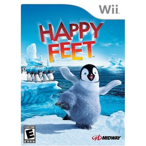 Happy Feet For Wii And Wii U