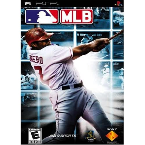 MLB 2005 Sony For PSP UMD Baseball